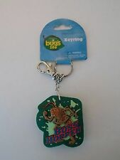 Disney ~ It's a Bug's Life * Boss Hopper  ~ Glow Eraser Key Ring * New w/Tags