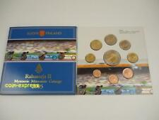 *** EURO KMS FINNLAND 2005 BU m. 5 € Leichtathletik WM Rahasarja II Suomi ***