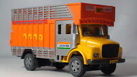 Indian Classic Collectable Toy Vehicle Models Tata Public Truck Scale Model Toys