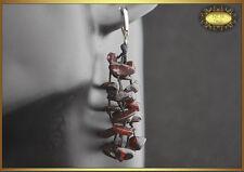 Lovely Cherry Natural Baltic Amber Earrings