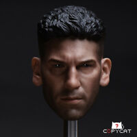 "1:6 Male Head Model Sculpt Collection Jon Bernthal F/12"" Action Figure Doll"