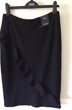 black knee length skirt 12 - Ticket Price £25