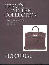ARTCURIAL HERMES Handbags Kelly Birkin Constance Bolide Auction Catalog 2017