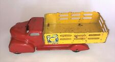 ANTIQUE TOY TRUCK POLAR ICE Metalcraft BuddyL Wyandotte Structo Tonka Marx Lumar