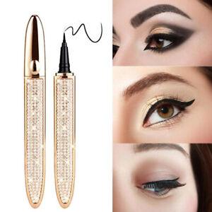 Self-adhesive Magic Eyeliner 2 in 1 Lash Glue Liner Pen No Glue Magnetic Makeup
