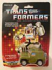 Vintage 1986 Transformers G1 Throttlebot Rollbar, Unopened! MOSC MISB MOC MIB