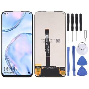 For Huawei Nova 7i LCD Screen Touch Digitizer Glass Assembly  BLACK