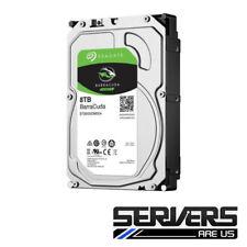 Seagate 8TB 3.5 inch Hard Drive ST8000DM004 Barracuda 64MB Cache SATA 6GB PS4