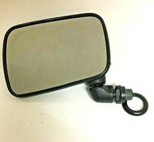 VW Beetle/Bug/Superbeetle Exterior Rear-view Mirror (Black) Left, 113 857 513 D