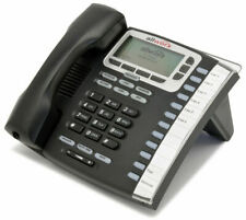 Allworx Model 9212l Voip Backlit Display Office Phone Withstand Power Over Etherne