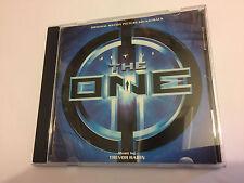 THE ONE (Trevor Rabin) OOP 2001 Varese Soundtrack Score OST CD NM