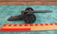 BRITAINS 4.7 INCH NAVAL GUN ~1915 PATENT ~EXCELLENT CONDITION~ LEAD TOY SOLDIERS