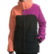 686 Smarty Path Snowboard Jacket (M) Light Orchid