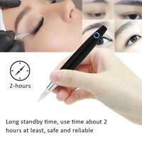 Permanent Makeup Kit Eyebrow Lip Eyeliner Rotary Tattoo Machine Pen Body Art Kit