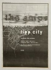 THE AMPS 1995 original POSTER ADVERT TIPP CITY Breeders Kim Deal Pixies PACER