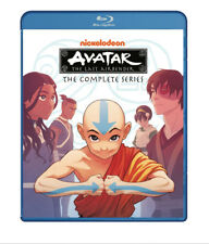"""AVATAR THE LAST AIRBENDER COMPLETE COLLECTION 9 DISC BOX SET BLU-RAY RB """"NEW"""""""
