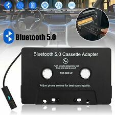Bluetooth 5.0 Car Cassette Tape Adapter Wireless Mp3 Audio Stereo Aux Hands-Free