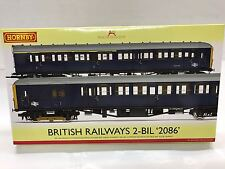 Hornby R3258, British Railway 2-BIL 2086 Train Pack