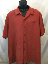 Columbia Omnishade Men's Button Front Size XL