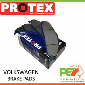 New * PROTEX * Disc Brake PadS For Volkswagen Passat Polo 3B 9N?6N?