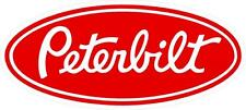 "Peterbilt In Colors 14"" Vinyl window sticker decal Tractor Trailer NTPA"