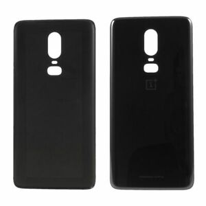 OnePlus 6 1+6 One Plus Glass Door Housing Battery Back Cover Rear Case UK STOCK