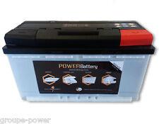 Batterie à décharge profonde solaire 12v 130ah  haut de gamme prête à l'emploi