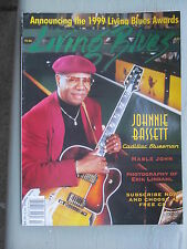 LIVING BLUES MAGAZINE #146 (1999) Johnnie Bassett, Mable John, Mighty Joe Young