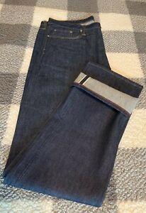 Brand New Gustin American Fourteener 259 Cone Mills Selvedge Straight 40x36