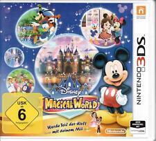 - Disney Magical World (komplett) Nintendo 3DS Spiel -