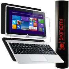 Skinomi Carbon Fiber Skin & Screen Protector for Acer Aspire Switch 10