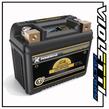 Batteria al Litio Moto LiFePO4 POWEROAD PLFP-7L equivalente YUASA YTZ7S TTZ7S