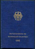 Jahrbuch der Deutschen Post 1995 postfrisch MNH