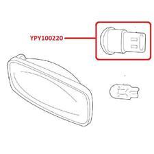 90-17 Land Rover Mini Cooper BMW Side Indicator Turn Signal Bulb Holder Socket