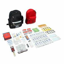 First My Family 4Fkit All-in-One 4-Person Premium Disaster Preparedness Survi.