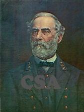 General Robert E. Lee •  Oil Painting in Uniform • Fine Art Museum Quality Print