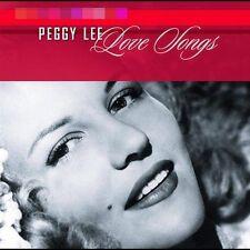 Peggy Lee Love Songs CD
