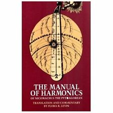 NEW - The Manual of Harmonics of Nicomachus the Pythagorean