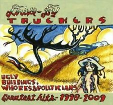 Ugly Buildings, Whores & Politicians: Greatest Hits 1998-2009 by Drive-By Truckers (Vinyl, Aug-2011, 2 Discs, New West (Record Label))
