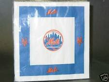MLB 48 Team Napkins, New York Mets, NEW