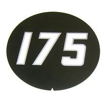 Tractor Massey Ferguson 175 Pegatina/Calcomanía *