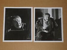 """""""The Black Castle"""" 1952 - Lot of 2 UK Horror Film stills (Lon Chaney)"""
