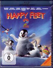 HAPPY FEET 2 (Blu-ray Disc) NEU+OVP