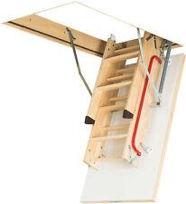Gedämmte Bodentreppe, Holztreppe, Speichertreppe, Dachbodentreppe - Viele Größen