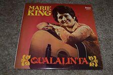 Marie King~Qualalinta~Bonanza Records B-29626~Western Vocal~Canadian IMPORT