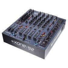 ALLEN & HEATH XONE:92  MIXER PROFESSIONALE 6 CANALI PER DJ   NUOVO GARANZIA