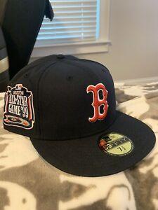 New Era 59Fifty Boston Red Sox 7 3/8 1999 All Star Pink UV
