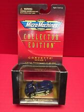 Micro Machines Collectors Edition Corvette Series 1- Manta Ray Experimental
