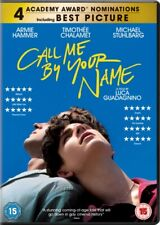 NEW Call Me By Your Name DVD