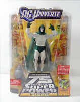 "DC Classics 2010 Mattel  Series 12 Darkseid The Spectre New 6"" Action Figure New"